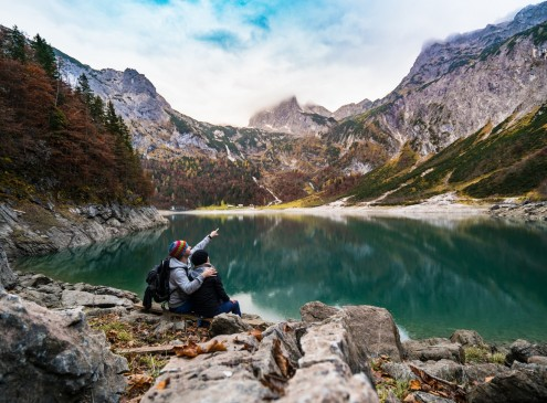 Millennial Couple Retires Early, Travels Around the World Instead of Buying a Home
