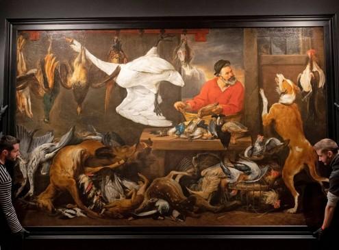 Cambridge University Removes Baroque Painting After Vegan Students' Complaint