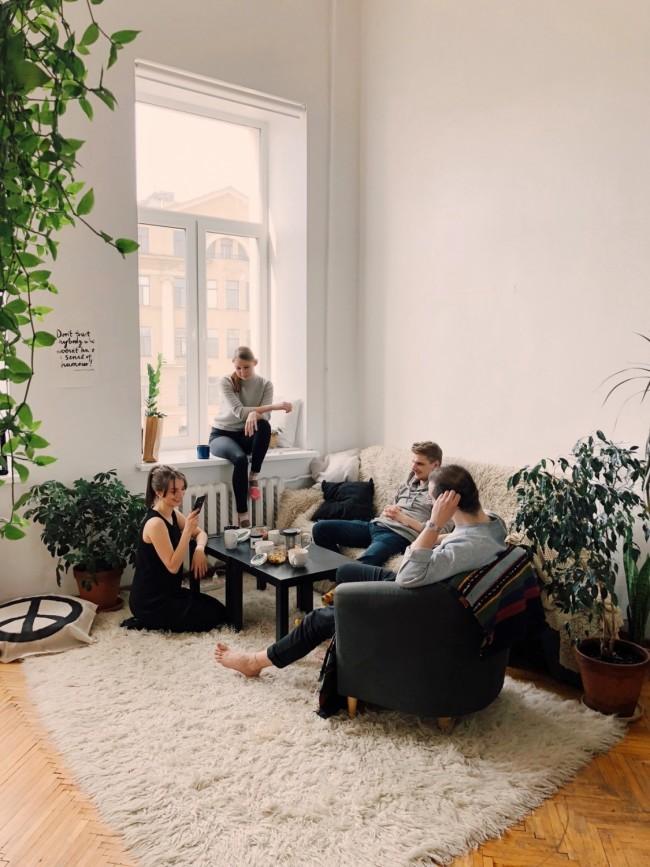 Living Room as the Heart of Every Home: Tips How Your Family Can Have a Wonderful Time Everyday