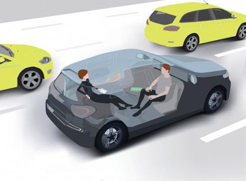 Self-Driving Vehicles Threaten Unemployment for Human Drivers but Pave Way for New Jobs