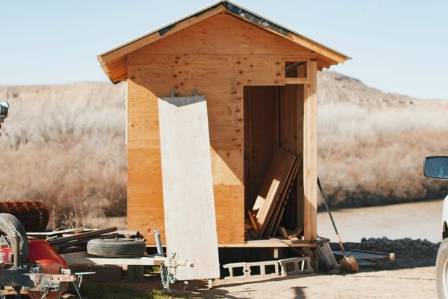 DIY Lean To Shed Plans For Constructing A Sturdy Storage Building