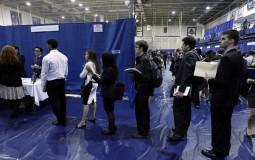 After grad job slump, big hiring is back at U.S. colleges