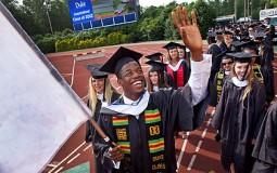 Zakaria: 'Extraordinary Opportunity' Awaits Graduates